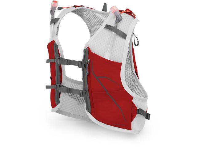 Osprey Duro 1.5 Plecak z systemem nawadniającym Mężczyźni, czerwony